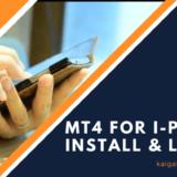 iPhoneでMT4スマホアプリをインストールしてログインする方法