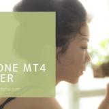 XMのMT4スマホアプリで注文/決済する方法|iPhone編